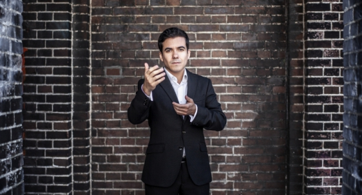 Nuno Coelho debuts with the Symphonieorchester des Bayerischen Rundfunks