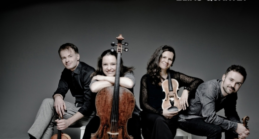 Elias String Quartet released its latest album