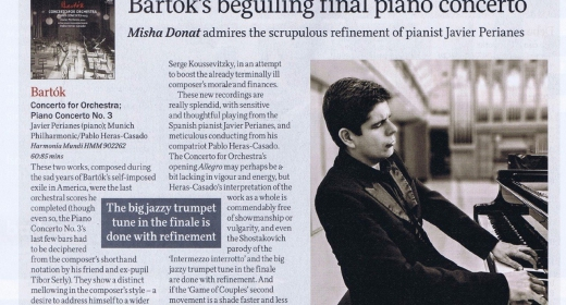 Concerto Choice on the BBC Music Magazine