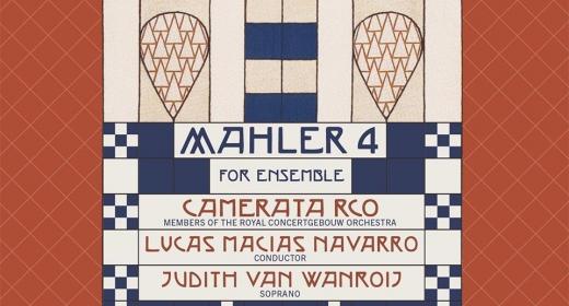 Lucas Macías Navarro releases Mahler 4 Album with Camerata RCO
