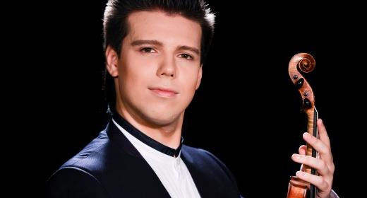 Sergei Dogadin Awarded 1st Prize at Tchaikovsky International Violin Competition