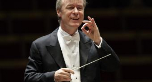 David Robertson will leave the SLSO at end of 2018-19 season
