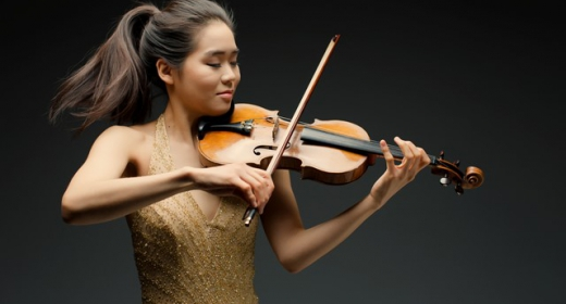 Esther Yoo is the first-ever Royal Philharmonic Orchestra Artist-in-Residence