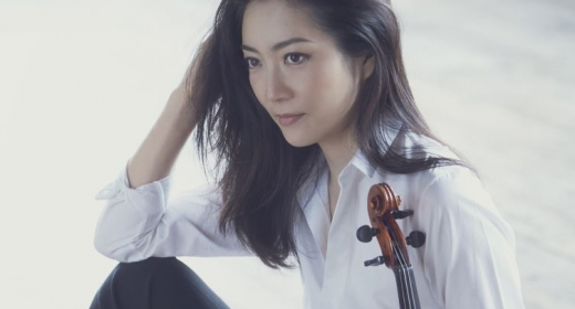 Akiko Suwanai performs Esa-Pekka Salonen's violin concerto with Japan Philharmonic Orchestra