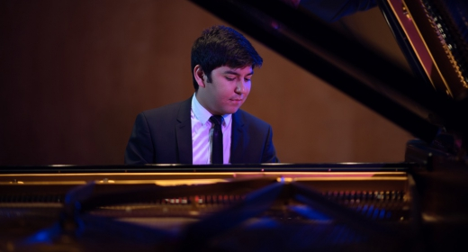 Behzod Abduraimov plays in Chicago, Baden Baden, Köln & Moscow