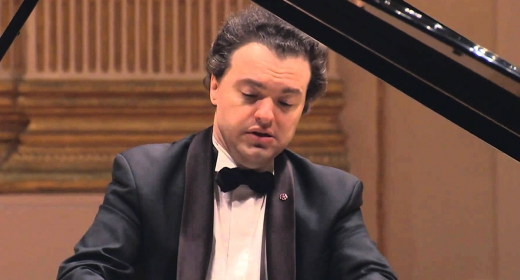 Evgeny Kissin and his Beethoven album