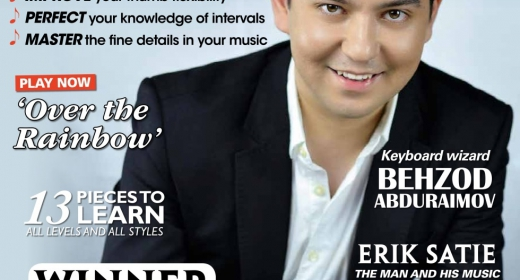 Interview to Behzod Abduraimov in Pianist magazine