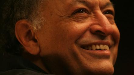 Imagen de Orquesta Filarmónica de Israel, Zubin Metha