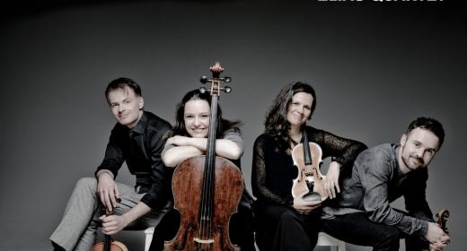 Elias String Quartet lanza nuevo disco