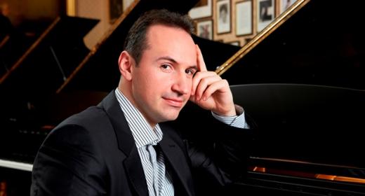"""Simon Trpceski estrena el espectáculo """"Makedonissimo"""" en el Wigmore Hall de Londres"""