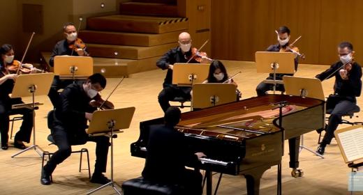 Javier Perianes sustituye a Khatia Buniatishvili como solista de la OBC