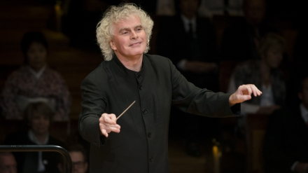 Imagen de London Symphony Orchestra, Orfeo Català, Sir Simon Rattle
