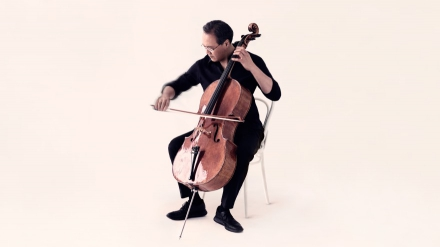 Imagen de Yo-Yo Ma. The Bach Project