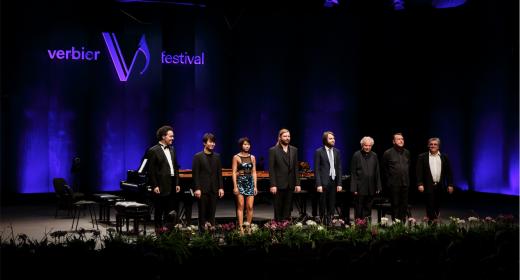 Denis Kozhukhin en el Festival Verbier