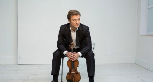El violinista Renaud Capuçon se une a Ibermúsica Artists