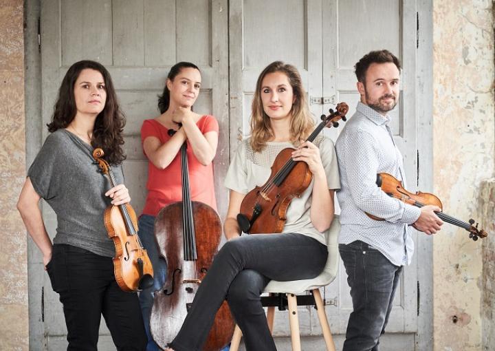 Elias String Quartet2-foto de Kaupo Kikkas