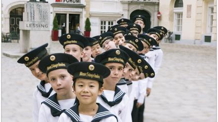 Imagen de Niños Cantores de Viena, Manolo Cagnin