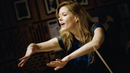 Imagen de Münchner Philharmoniker y Barbara Hannigan
