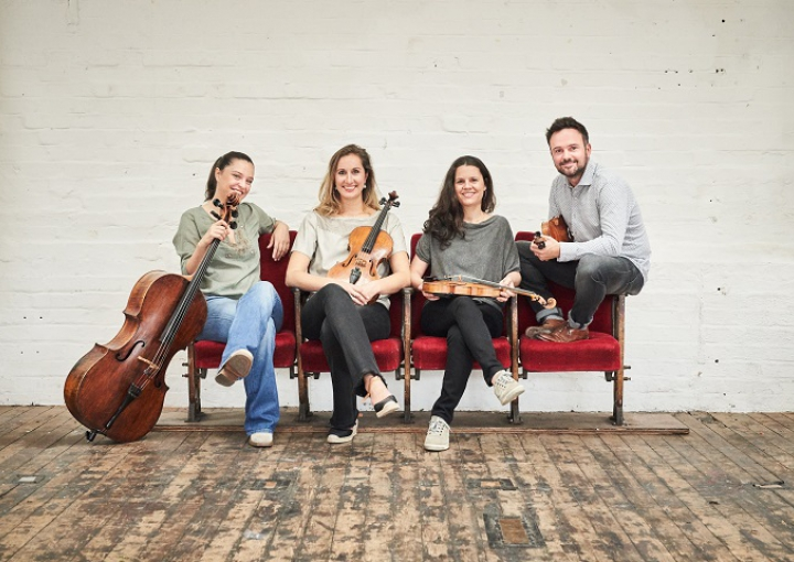 Elias String Quartet3-foto de Kaupo Kikkas