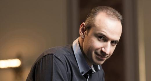 Simon Trpčeski, un mago del piano en Radio France
