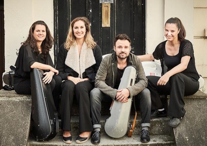 Elias String Quartet1-foto de Kaupo Kikkas