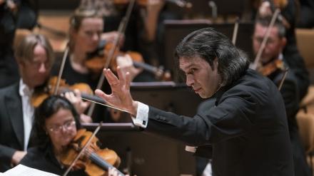 Imagen de Orquesta Sinfónica de la Radio de Berlín, Vladimir Jurowski y Leonidas Kavakos