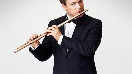 Imagen de Orchestre de la Suisse Romande, Jonathan Nott y Emmanuel Pahud