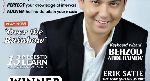 Entrevista a Behzod Abduraimov en la revista Pianist