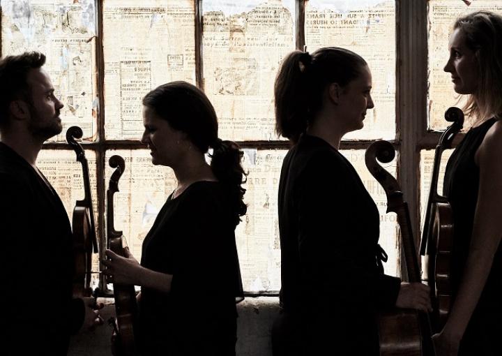 Elias String Quartet4-foto de Kaupo Kikkas